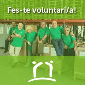 Fes-te voluntari/a